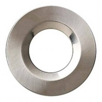 Robus RULTRIM-13 Trim, for Ultimum Fire Rated Downlights, Finish:	Brushed Chrome - buy online and in store from John Cribb & Sons Ltd