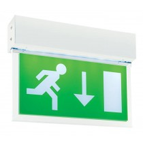 Saxby 10551 LED Emergency Exit Sign