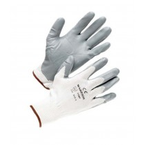 SNIT10 Grey Nitrile Gloves Size 10 (11WFE10) - Buy online or in store from John Cribb & Sons Ltd