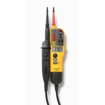 Fluke T130 Voltage and Continuity Tester With LCD, Switchable Load (Fluke T130)