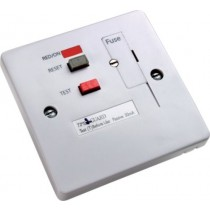 Timeguard TFP10WL RCD White Fused Connection Unit Socket
