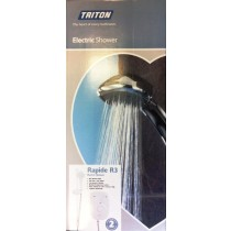 Triton FDRAPR3085WC 8.5kW Electric Shower (FDRAPR3085WC)