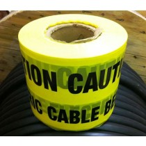 Underground Warning Tape 365 metres x 150mm