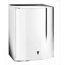 Vent-Axia 439463 TEMPEST CHROME Hand Dryer Polished Stainless
