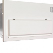 Hager VMLF716C D10 Flush Consumer Unit 16 Way Configurable 100A Sw 2*63A 30mA RCCB
