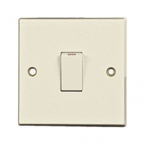 Volex Accessories VX1070 20A 1 Gang DP Switch comes with Flex Outlet