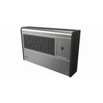 Dimplex WFE3SE 3kW Silver Bluetooth Wall Fan Convector - EX DISPLAY, UNINSTALLED