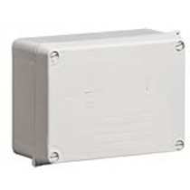 Wiska WIB 2 Surface Sealed Box - Light Grey - Buy online or in store from John Cribb & Sons Ltd