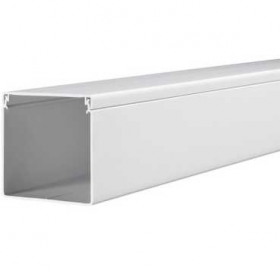Mita TRK75W 3m x 75mm x 75mm Plastic Heavy Duty Trunking