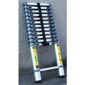 Titan Telescopic Aluminium Ladder 3.8m