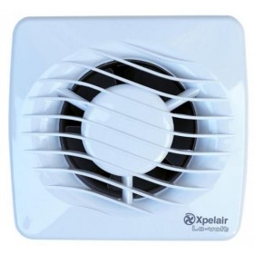Xpelair LV100T Axial Extractor Fan 4 inch with timer