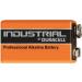 Duracell Industrial ID1604 9V PP3 Alkaline Battery