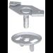 Walraven AC25 Britclips® 25x16mm M6 T Bar / Twist On Clip (AC) - Buy online or in store from John Cribb & Sons Ltd