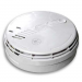 Aico Ei161E Ionisation Smoke Alarm Mains Powered with Rechargeable Battery Backup