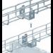 Cablofil C50 Bracket Support Cradle (45x70x35mm)