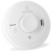 Aico EI3028 Alarm, Fire & CO Multi-Sensor Mains, 10Yr Lithium Back-up Easi-fit Base