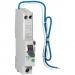 SCHNEIDER ELECTRIC, EZ9D16832, RCBO, SP Type B, 1 Module, Size:32A 30mA 6kA
