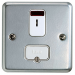 MK Electric K963KOALM DP Secret Key Operated Switch, Neon, Tamperproof Fused Connection Unit  - Buy online and in store from John Cribb & Sons Ltd
